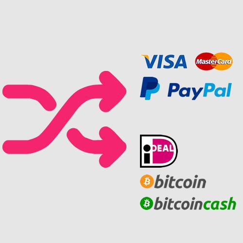 Methodes de paiement Prestashop