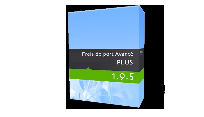 La nouvelle version de Frais de port Avancé 1.9.5